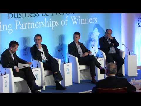 Addressing the Environmental Challenge - Panel - Zermatt Summit 2013