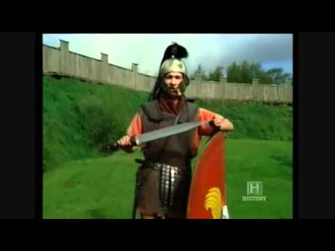 The Roman War Machine -Episode 1: 'First Our Neighbours'- Part1/3