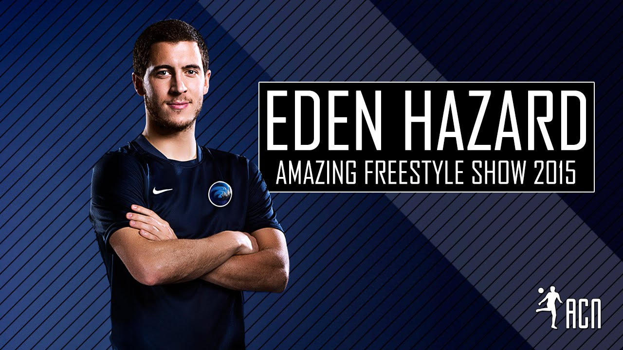 Learn cool Eden Hazard football skills | How to dribble ...