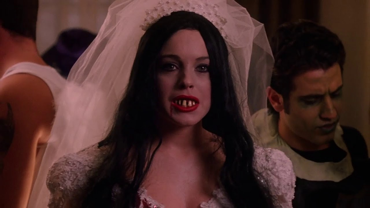 Mean Girls 2004 24 Halloween Youtube