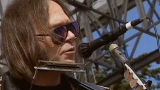 Crosby, Stills, Nash & Young - Teach Your Children - 11/3/1991 - Golden Gate Park (Official)