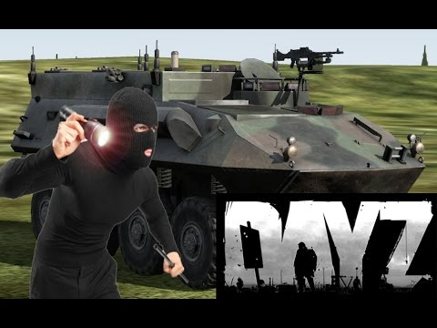 Dayz Overpoch: How To Steal A BTR 90
