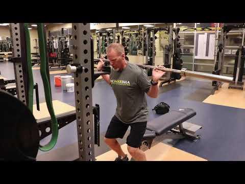 Parallel Squat Trainer - ProMaxima Fitness Equipment