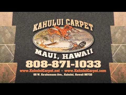Kahului Carpet & Drapery Products - Maui Hawaii