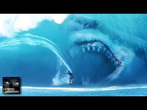 Giant Prehistoric Sea Creatures 10 Terrifying Prehisto...