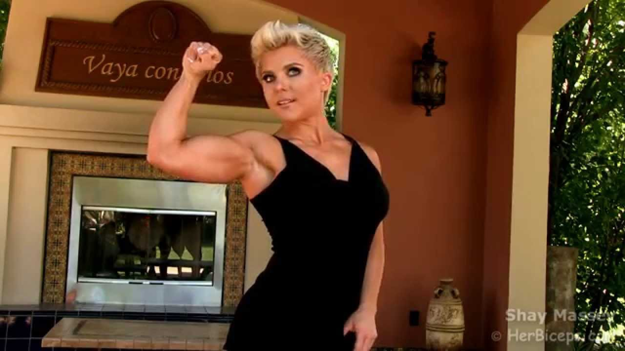 Shay Masseys Muscular Arms Youtube