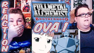 "Fullmetal Alchemist Brotherhood OVA 1 ""The Blind Alchemist"""