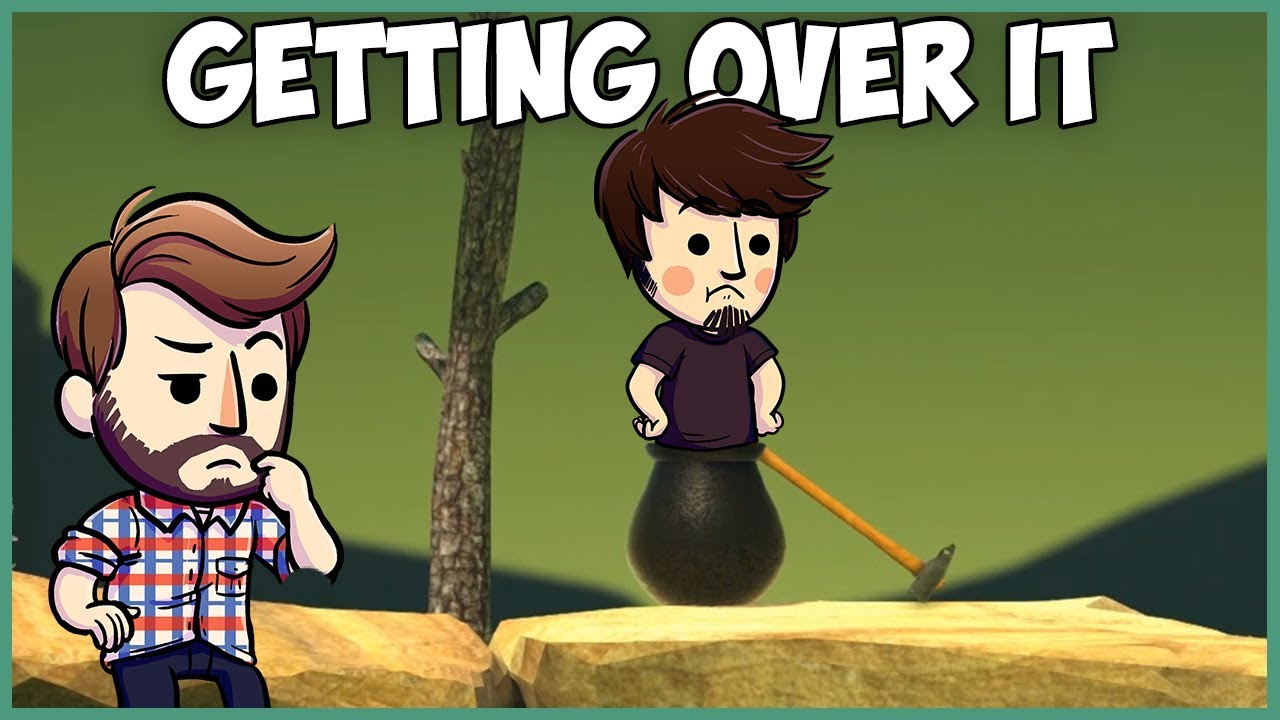 Download THIS GAME IS GONNA' SUCK!! | Getting Over It (Part 1)