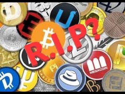 Kryptovaluta Kollapse Er Det Over Med Bitcoin Og Ripple? FUD
