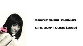 Sandie Shaw - Girl Don