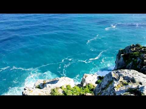 View from Cape Point, South Africa