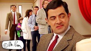 Mr Bean's Unusual EMERGENCY | Mr Bean Funny Clips | Mr Bean Official