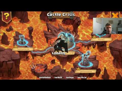 Worldboss Mit Lady Boom! - Castle Clash