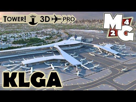 TOWER!3D Pro | LGA- LaGuardia International Airport DLC Gameplay