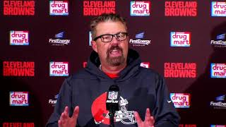 Gregg Williams explains how he has gotten the Cleveland Browns to start winning games