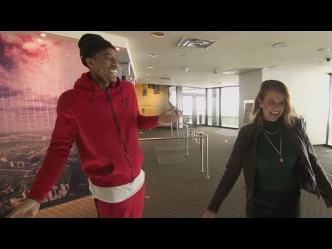 Inside Stuff: DeMar DeRozan | December 10, 2016 | 2016-17 NBA S