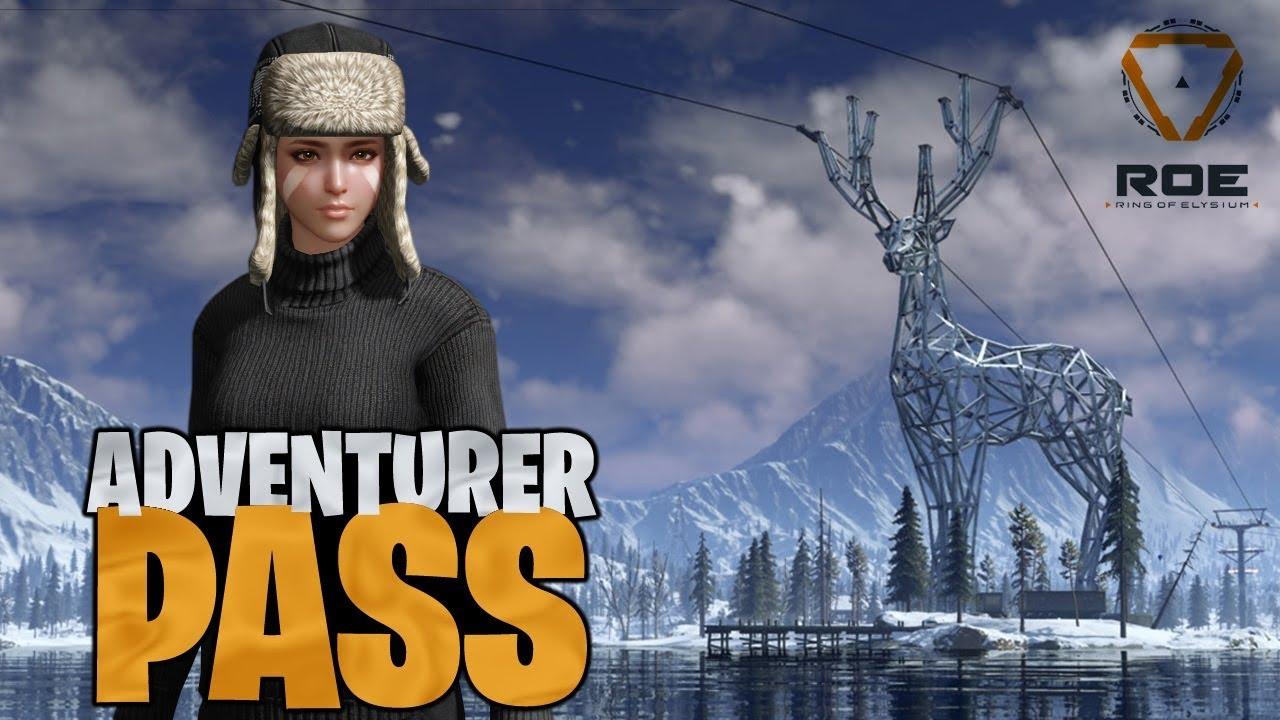 Ring Of Elysium Como Funciona El Adventurer Pass Gameplay Español