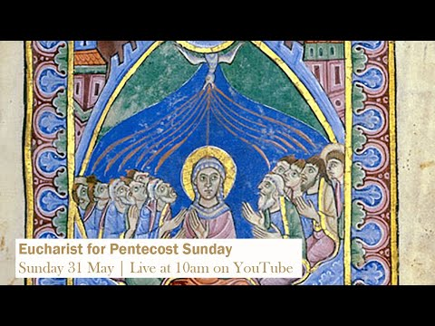 St Albans Cathedral | Eucharist for Pentecost Sunday