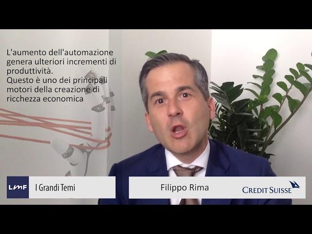 Robotica - Filippo Rima (Credit Suisse)