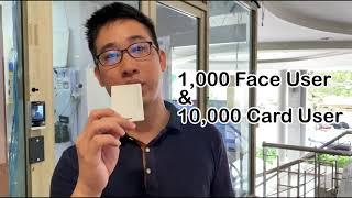 RFID Face Recognition