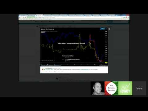 Bitcoin & Altcoin Trading Talk 09 - Coinigy & The Rational Investor