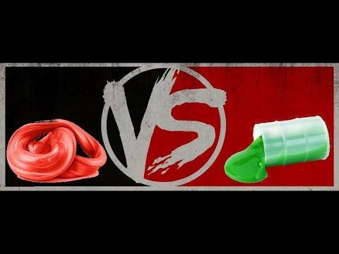 Slime vs Handgum
