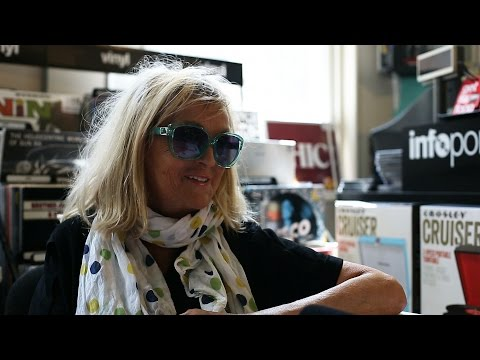hmv.com talks to Annie Nightingale