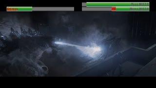 Godzilla vs M.U.T.O