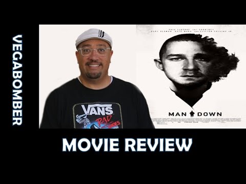 Man Down Movie Review Non-Spoiler Edition by Vegabomber