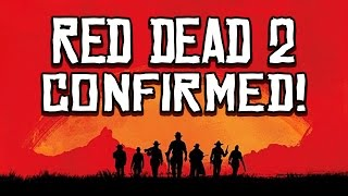 RED DEAD REDEMPTION 2 CONFIRMED! - Dude Soup Podcast #92