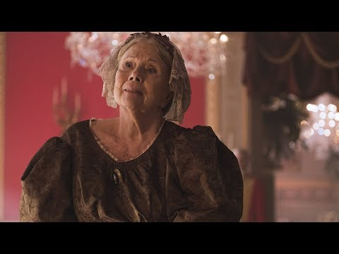 Victoria, Season 2: The Cast on Dame Diana Rigg