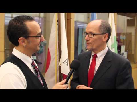 The Bad and Good News in Indian Country - Dept Labor's Thomas Perez