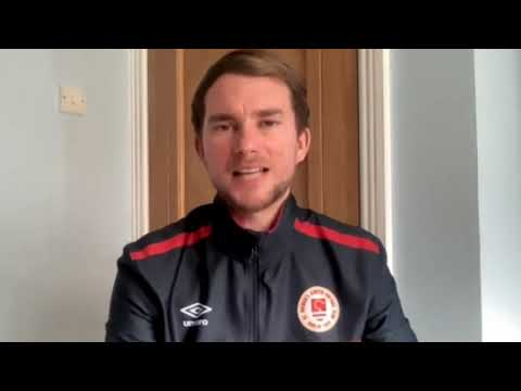 INTERVIEW   Alfie Lewis & Stephen O'Donnell On Loan Signing