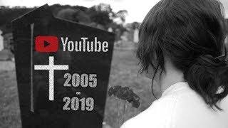 Es ist vorbei. Das war's mit YouTube !