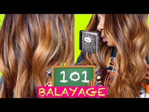 HOW TO: BALAYAGE, BRONDE, SOMBRE, COLOR MELT TUTORIAL FOR BEGINNERS! My step by step technique/tips