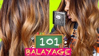 HOW TO: BALAYAGE, BRONDE, COLOR MELT, OMBRE⋮TUTORIAL FOR BEGINNERS! My step by step technique/tips
