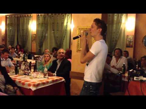 Thomas - Losing my religion (Karaoke)