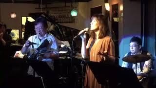 音美都5周年記念小林麻里ジャズライブ  Remiさん 銀座ビーナス 20170909