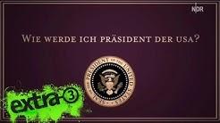Das US-Wahlsystem für Dummies (2008) | extra 3 | NDR
