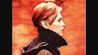 David Bowie Weeping Wall