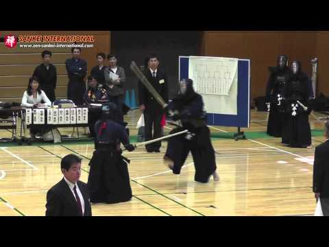 Kendo「剣道」- Size does not matter, the spirit does! [VID:2012-021001]