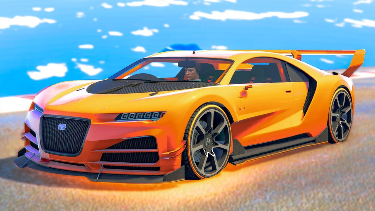 NEW WORLD'S FASTEST $3,000,000 SUPER CAR! (GTA 5 DLC ...