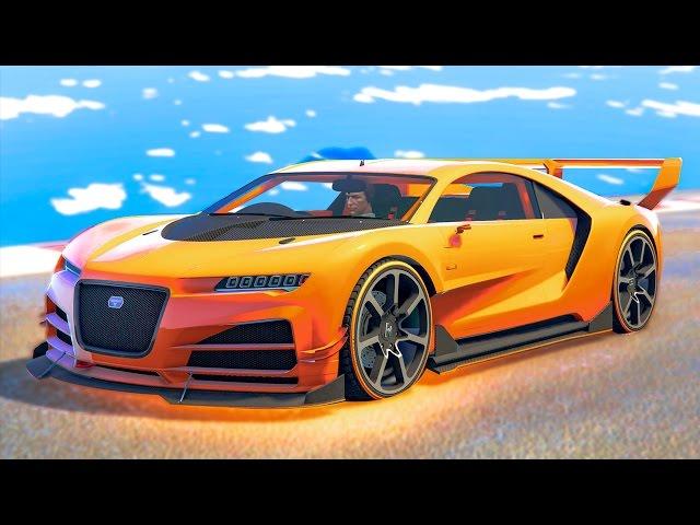 NEW WORLD'S FASTEST $3,000,000 SUPER CAR! (GTA 5 DLC)