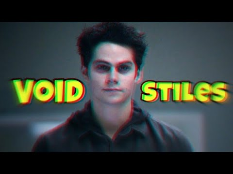 Void Stiles | Can't hold us