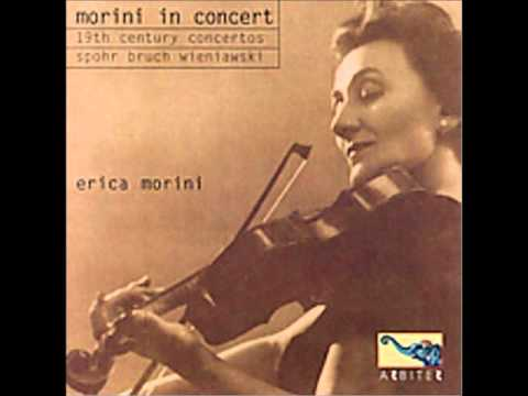 Spohr Concerto no9 - Erica Morini