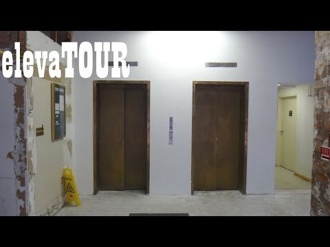 elevaTOUR: 1200 Main Street Columbia SC with vintage Otis Elevators