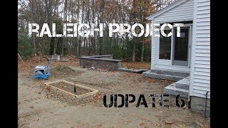 Raleigh Project: Update 6