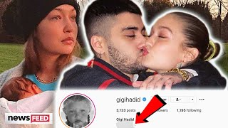 Gigi Hadid & Zayn Malik Fans UNCOVER Meaning Of Baby's Name