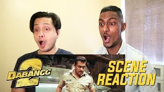 Dabangg 2 Fight Scene Reaction | Salman khan Beating the Kidnapper | By Stageflix