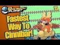 Pokemon Planet - How To Get To Cinnibar! #15